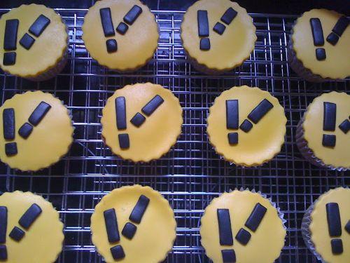 Cupcakes Kitiplá