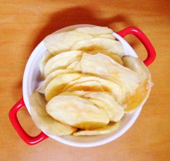Patatas como las de paquete al microondas