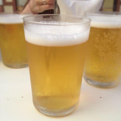 Cañas en Sevilla