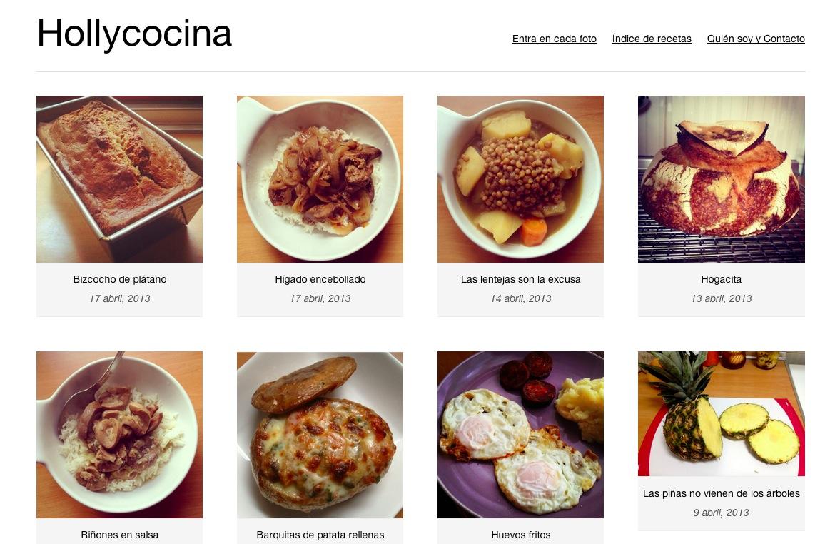 Hollycocina.com