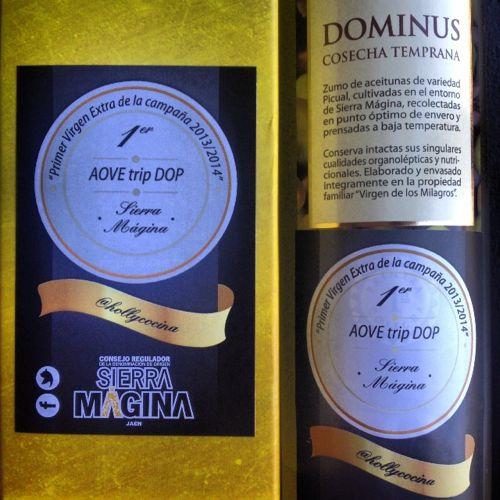 Dominus y Oro de Cánava