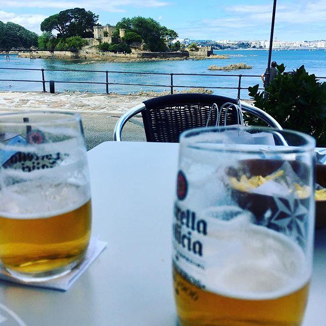 Cervecita con @Cocinarpara2 ️ Galicia