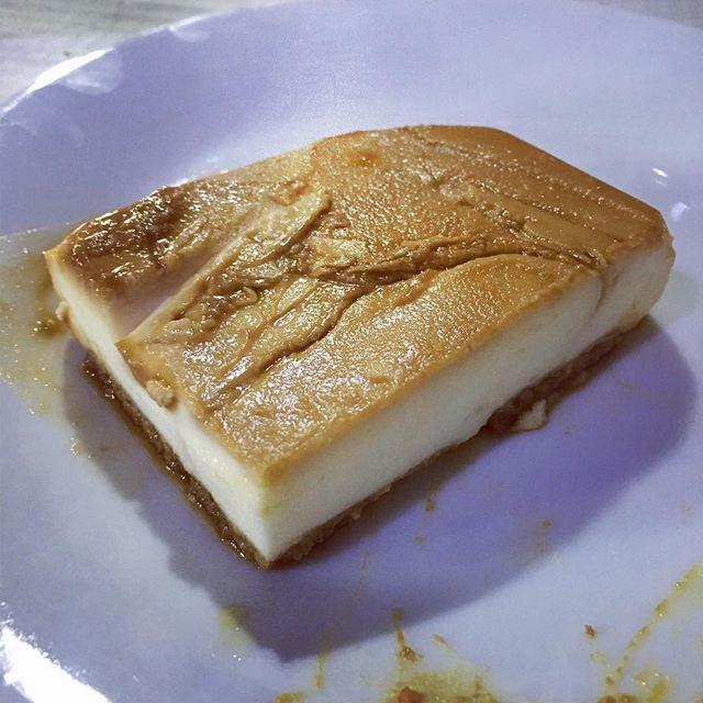 Tarta de queso @quescrem en Beira Miño